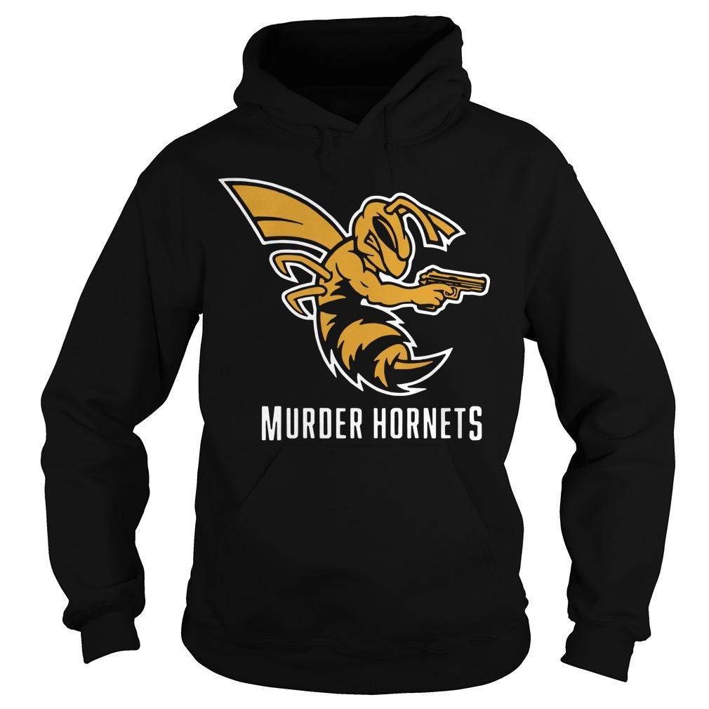Murder Hornets Hoodie