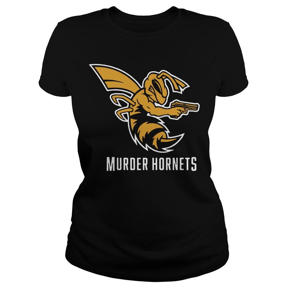 Murder Hornets Longsleeve