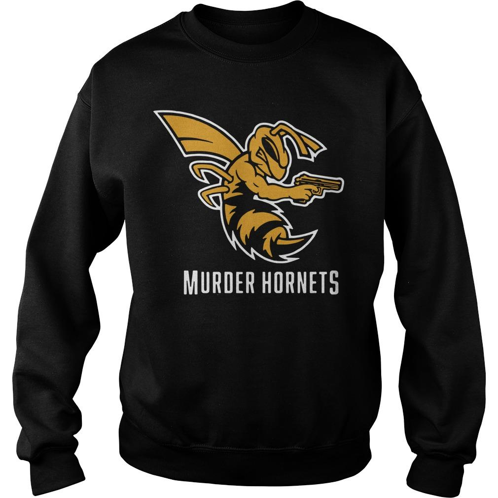 Murder Hornets Sweater