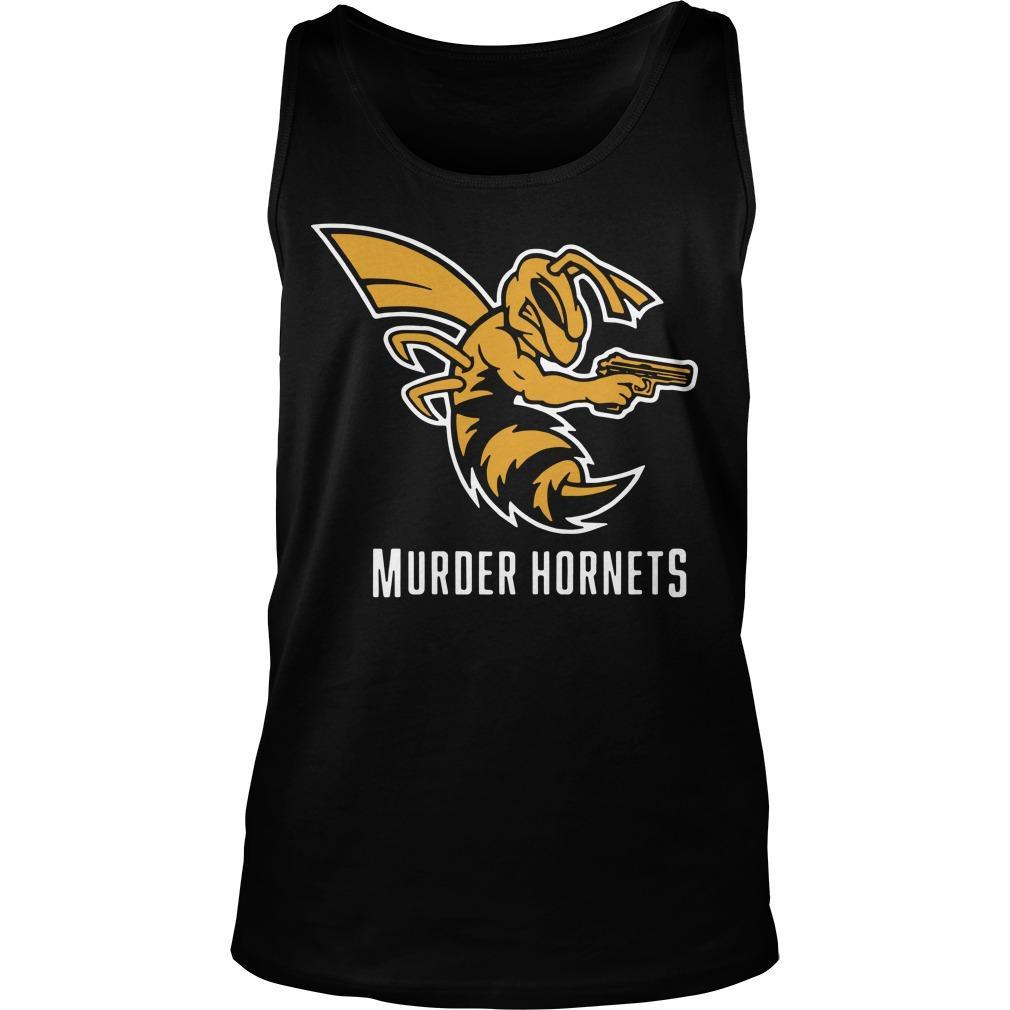 Murder Hornets Tank Top