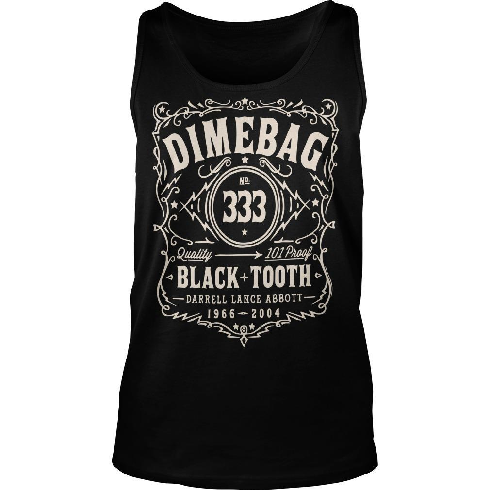 Rock Legend Dimebag 1966 2004 Tank Top