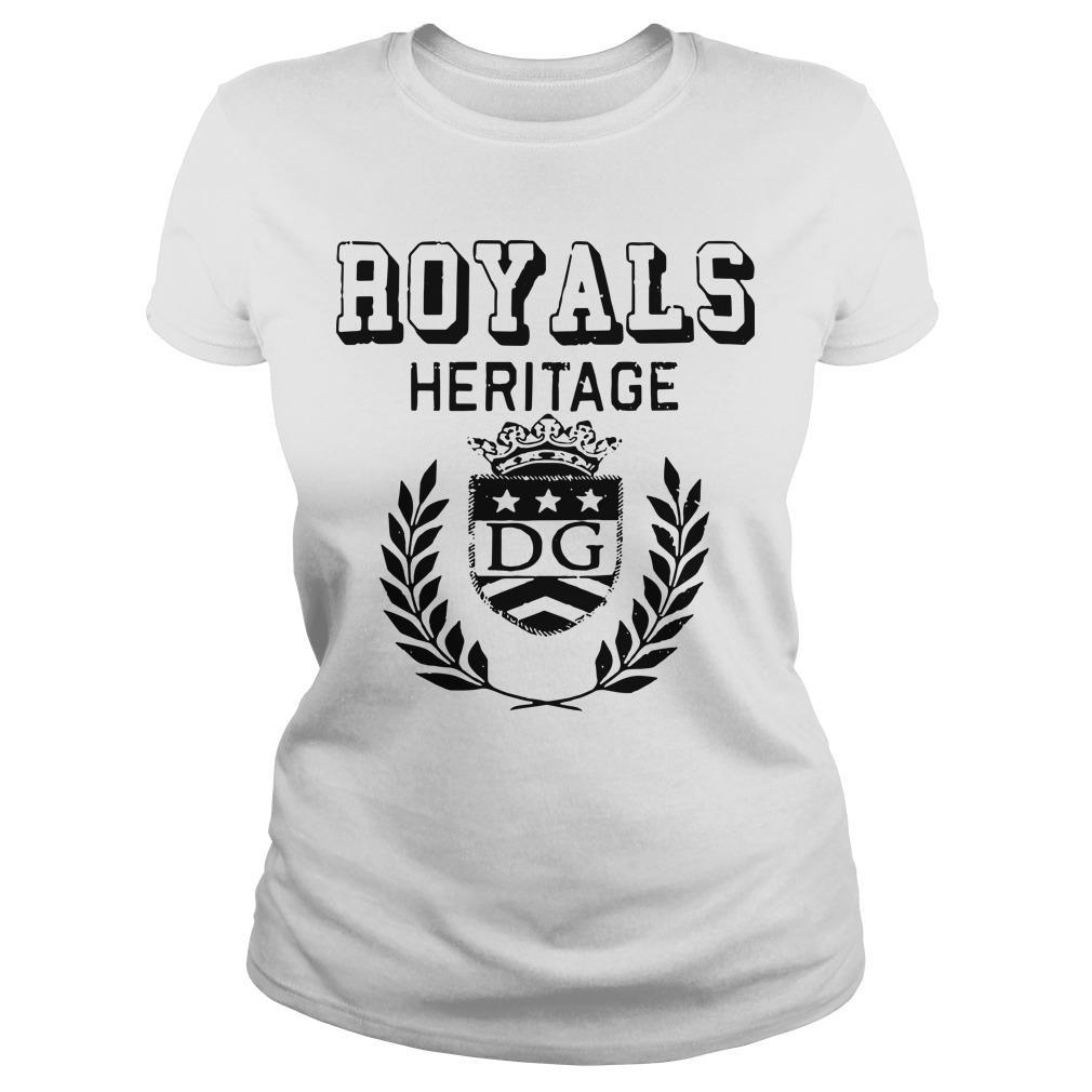 Royals Heritage Dg Longsleeve