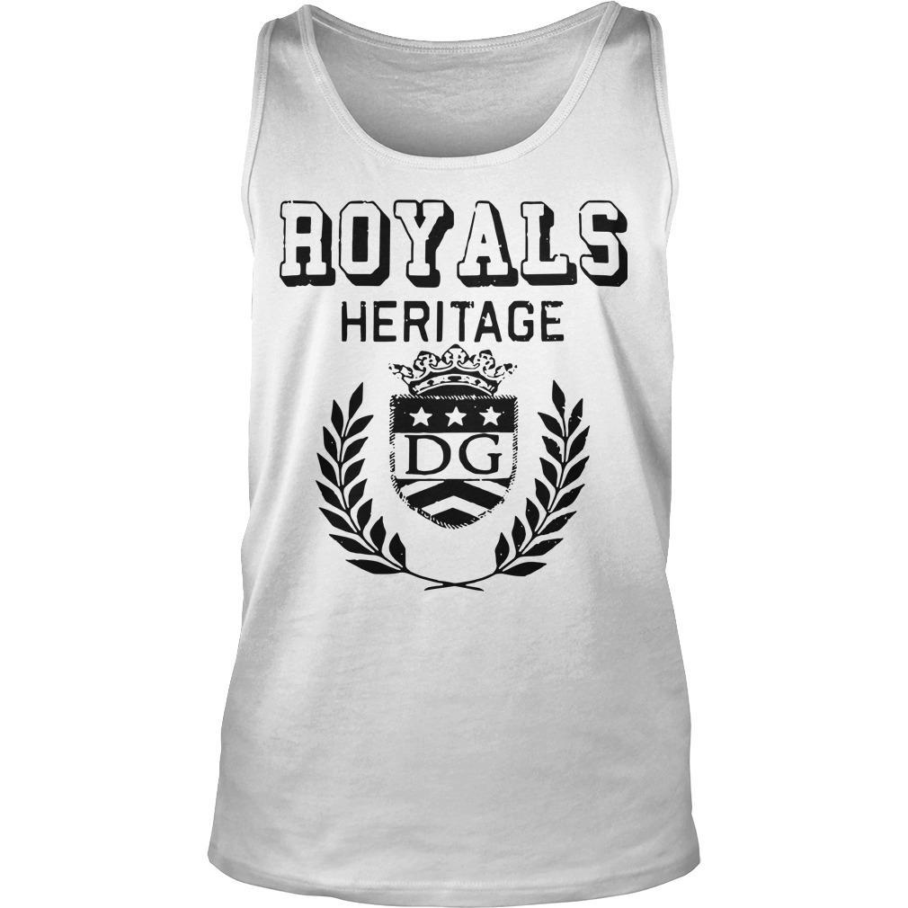 Royals Heritage Dg Tank Top