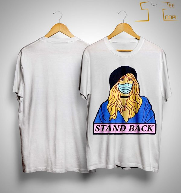 Stevie Nicks Stand Back Shirt