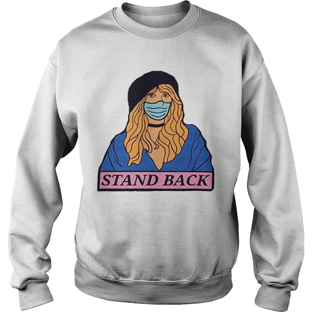 Stevie Nicks Stand Back Sweater