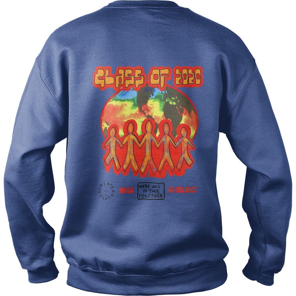 Travis Scott Lebron James Cactus Jack Sweater