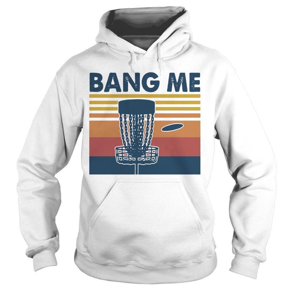 Vintage Golf Bang Me Hoodie