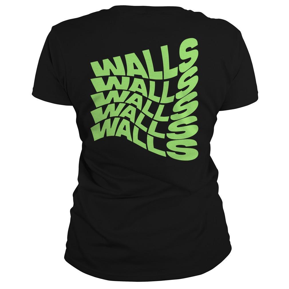 Walls Walls Walls Walls Walls Longsleeve