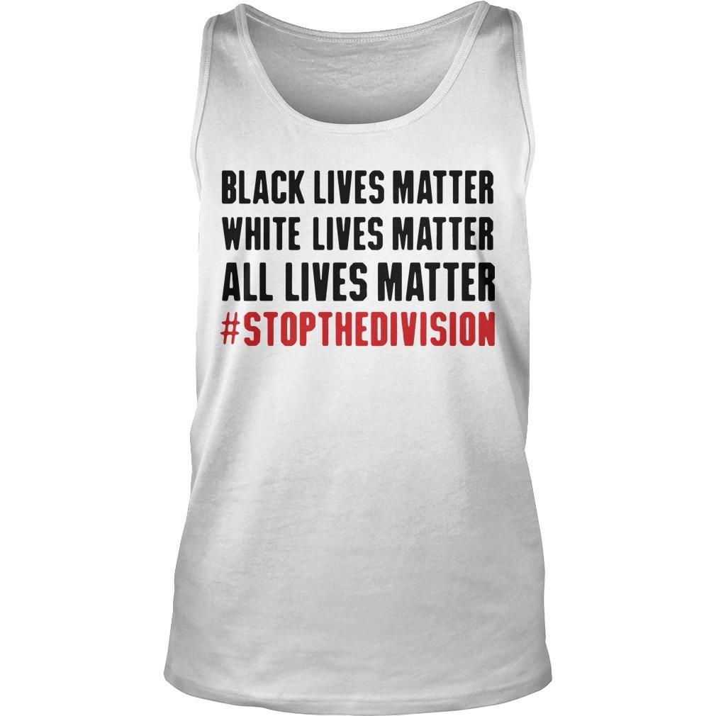 All Lives Matter Tank Top