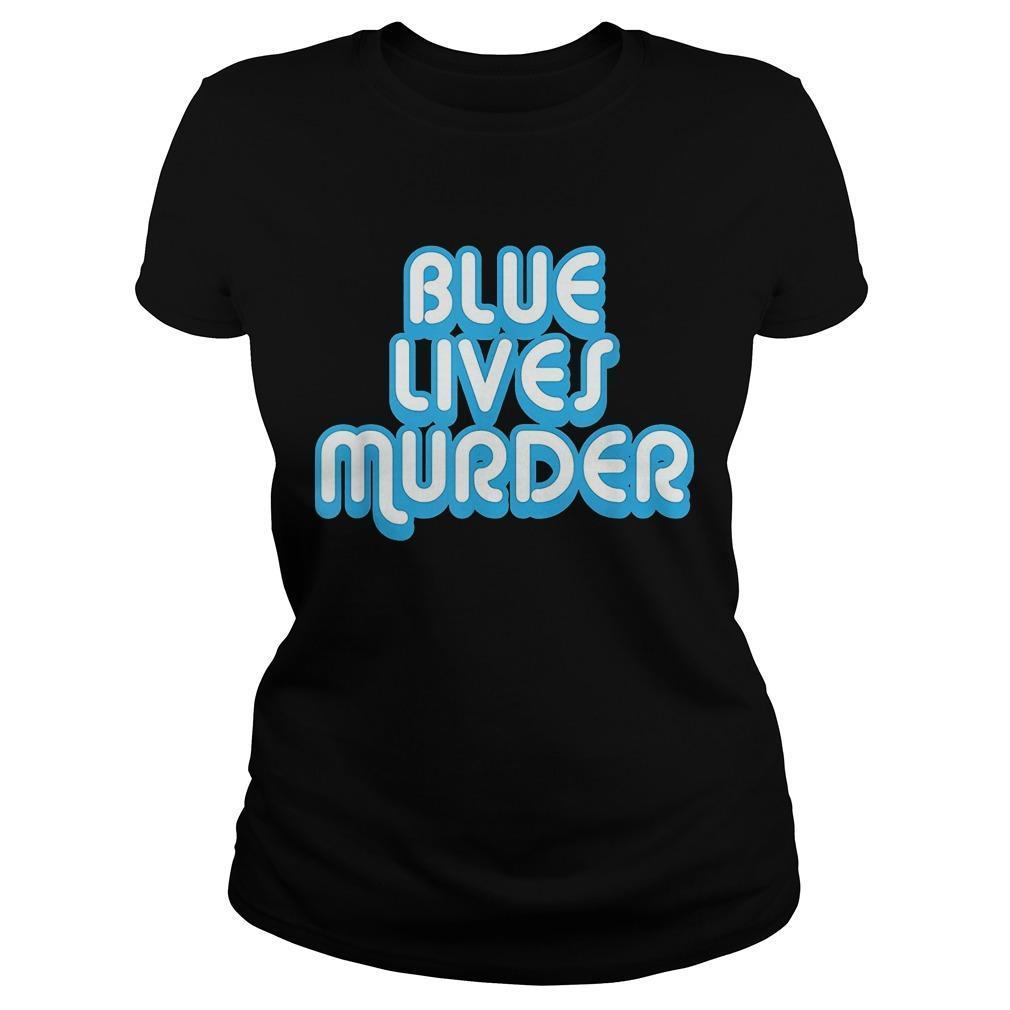 Amazon Blue Lives Murder Longsleeve
