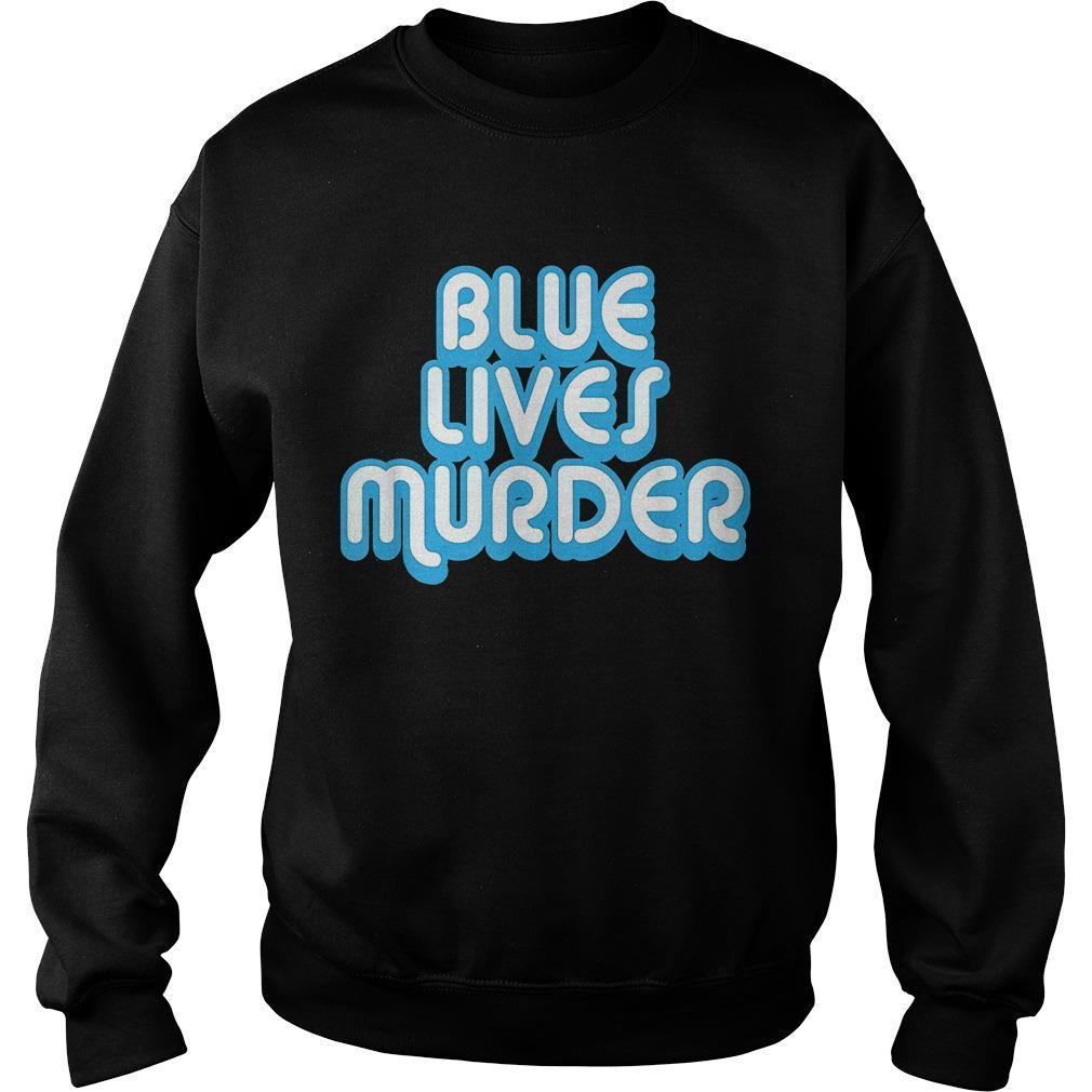 Amazon Blue Lives Murder Sweater