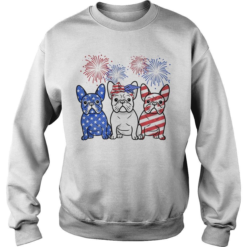 American French Bulldog Sweater