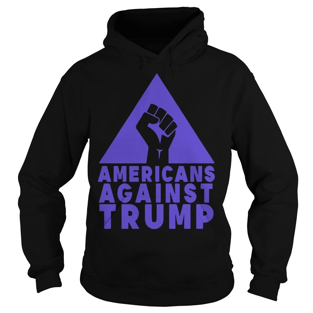 Americans Against Trump Hoodie