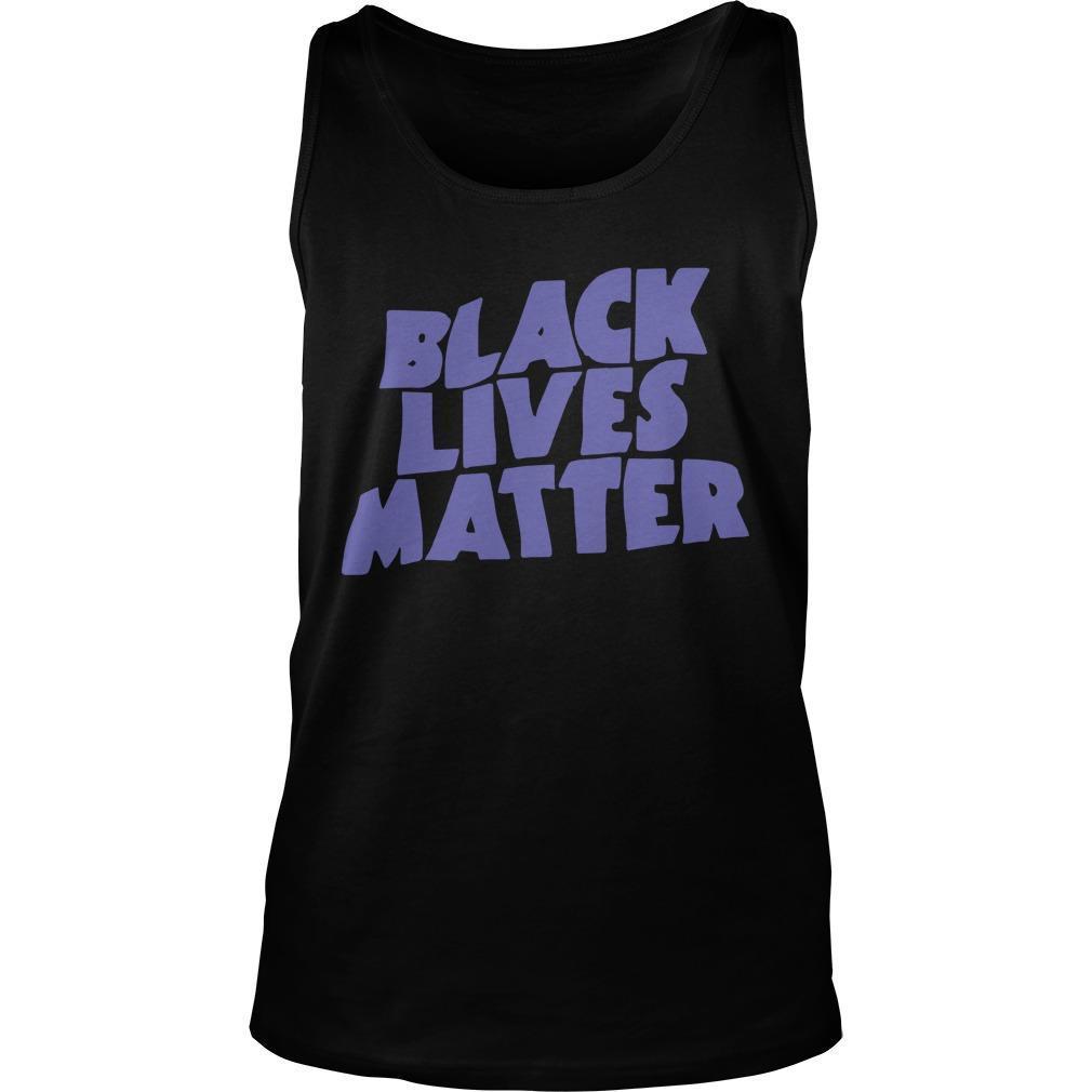 Black Sabbath Black Lives Matter Tank Top