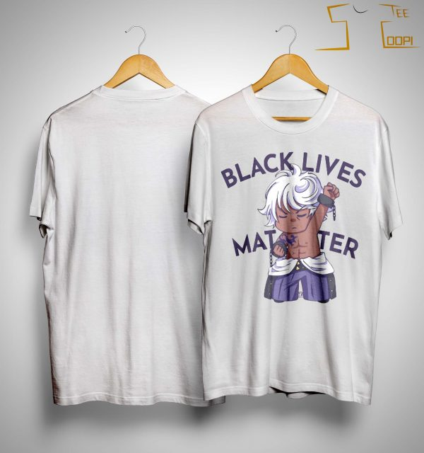 Blm Enkidu Black Lives Matter Shirt