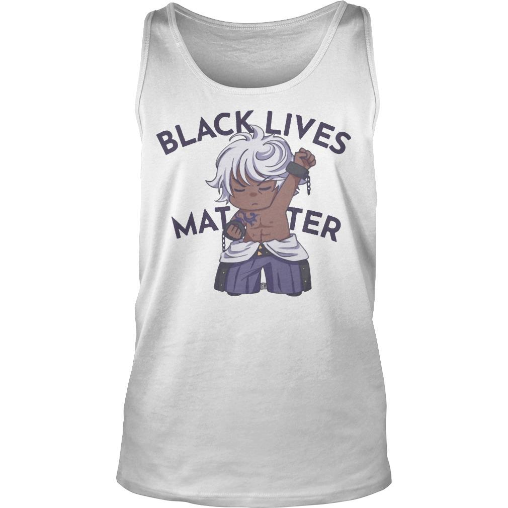 Blm Enkidu Black Lives Matter Tank Top
