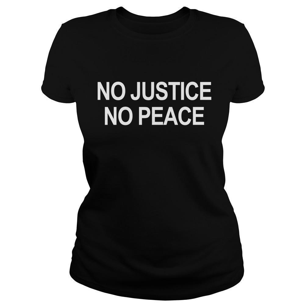 Borussia Dortmund No Justice No Peace Longsleeve