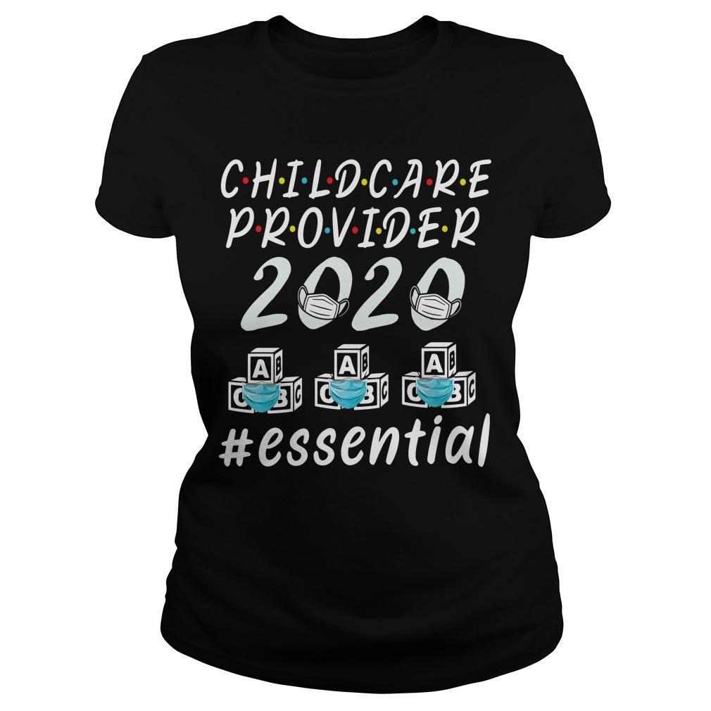 Child Care Provider 2020 #essential Longsleeve