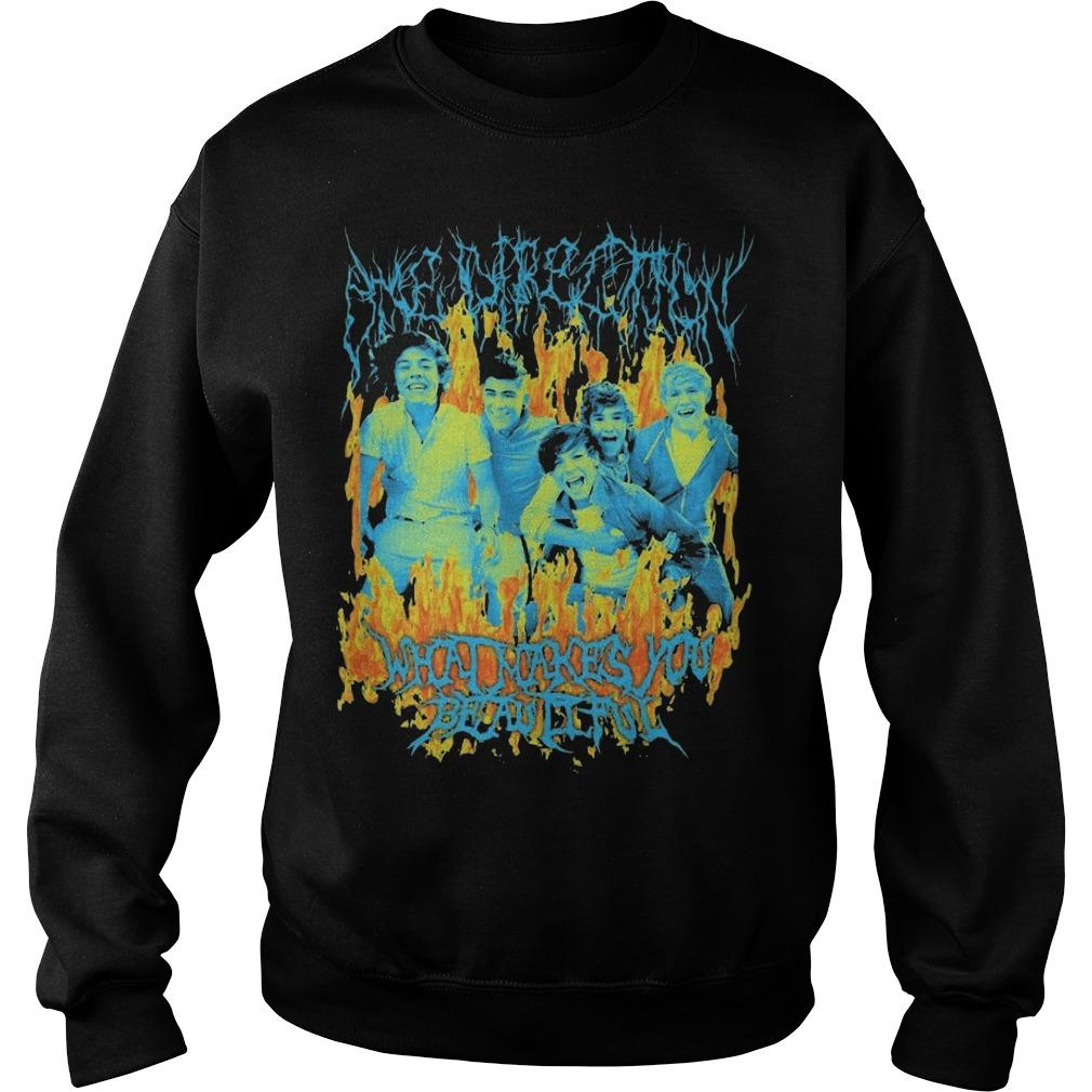 Heavy Metal One Direction Sweater