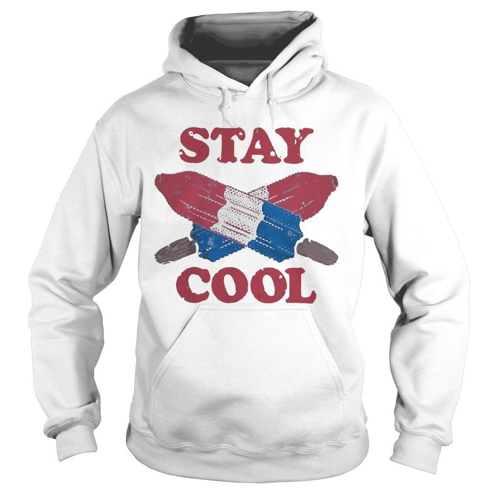 Ice Cream 4th Of July Stay Cool Hoodie
