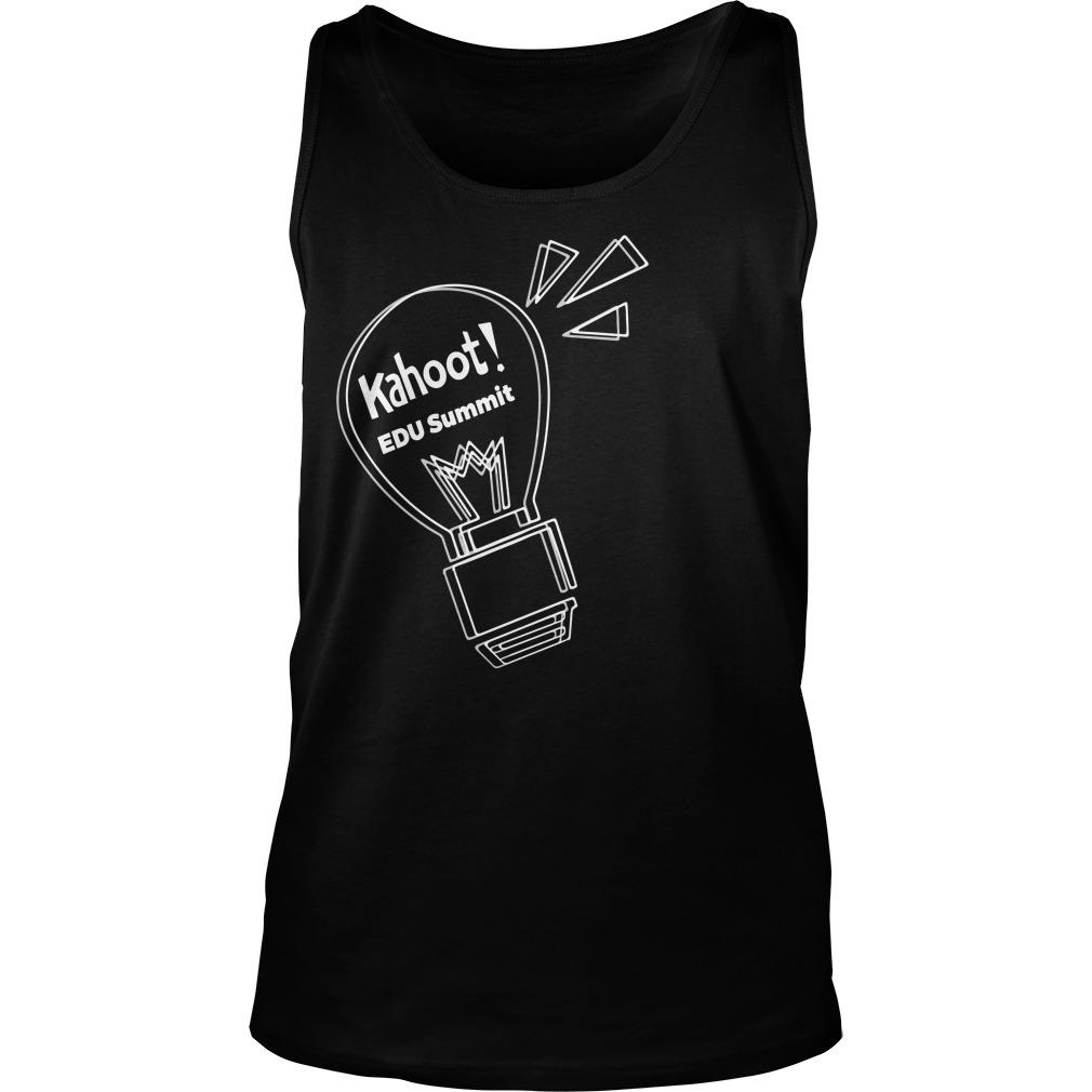 Kahoot Teacher Of Awesome Tank Top