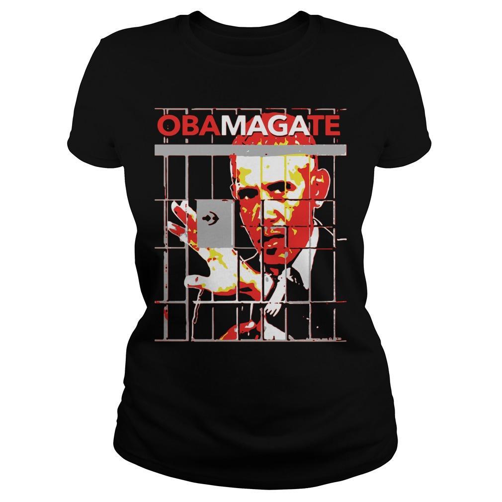 Obama Gate Obama Anime Longsleeve