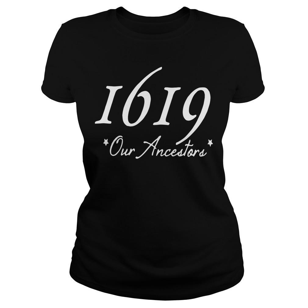 Our Ancestors 1619 Longsleeve