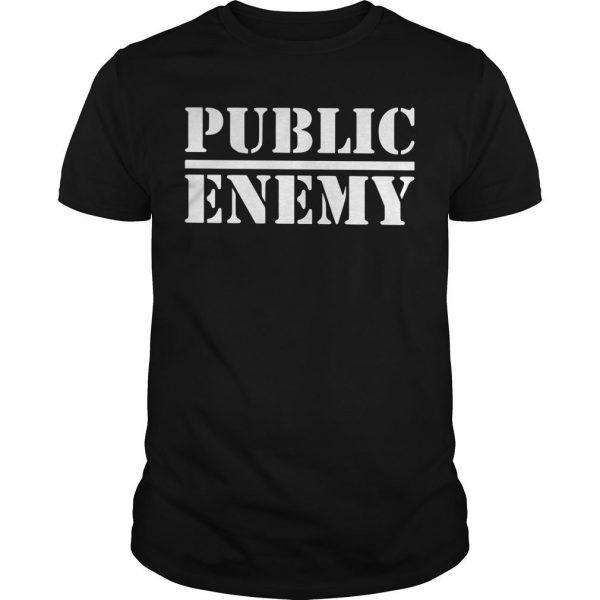 Public Enemy Shirt