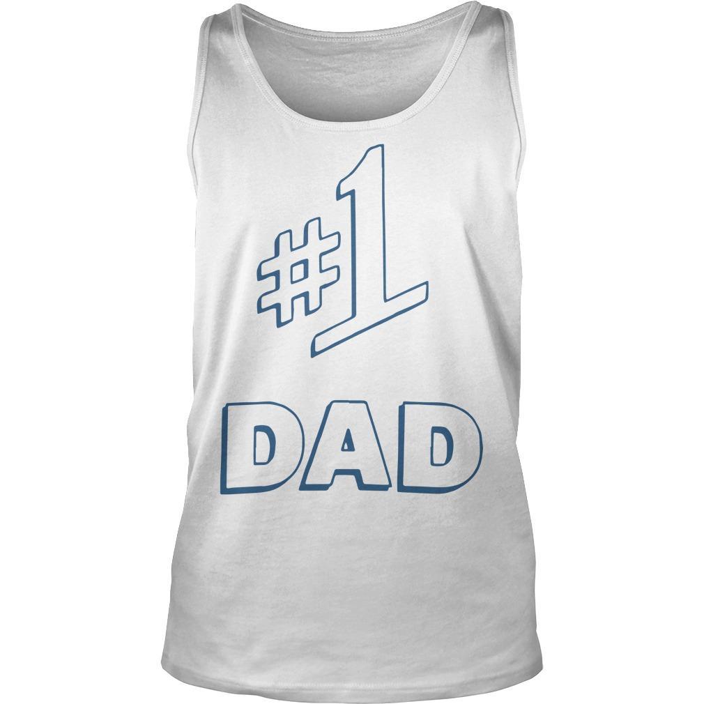 Seinfeld #1 Dad Tank Top