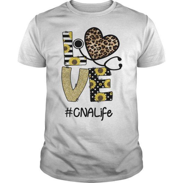 Sunflower Love #cnalife Shirt