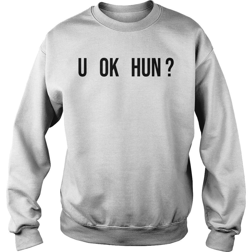 U Ok Hun T Sweater