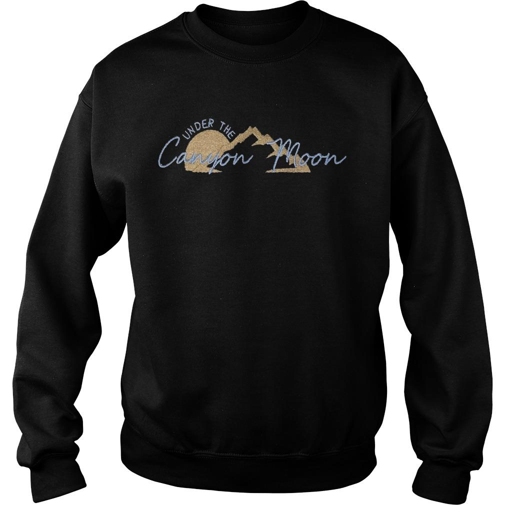 Under The Canyon Moon Sweater