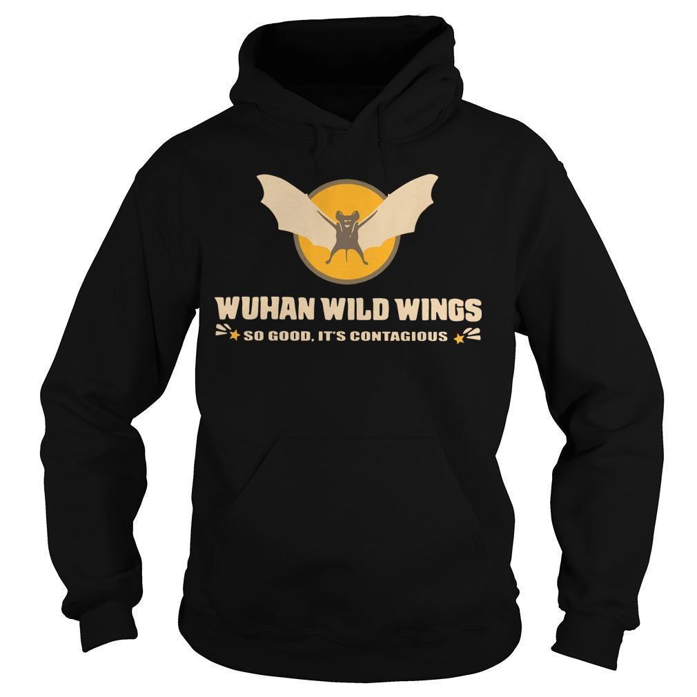 Wuhan Wild Wings T Hoodie