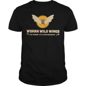Wuhan Wild Wings T Shirt