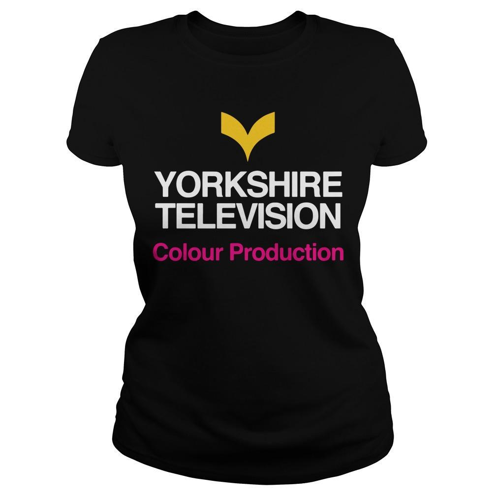 Yorkshire Television T Longsleeve