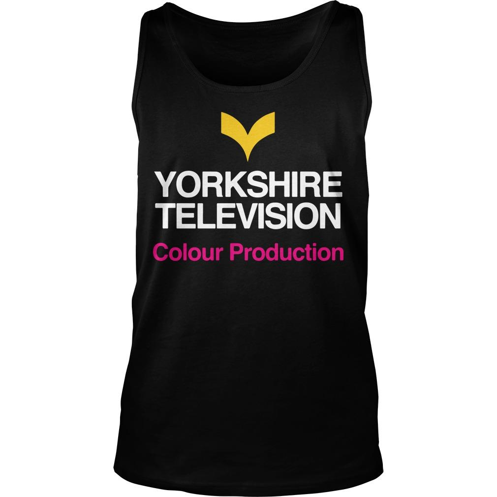 Yorkshire Television T Tank Top
