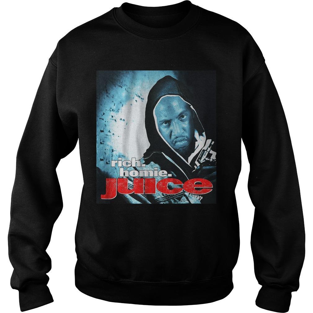 AJ Gray Rich Homie Juice Sweater