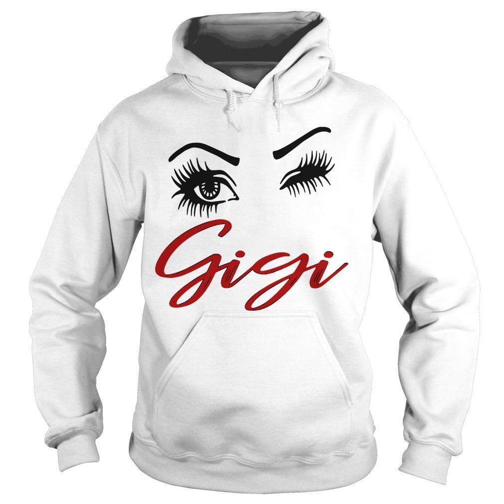 Art Eyes Gigi Hoodie