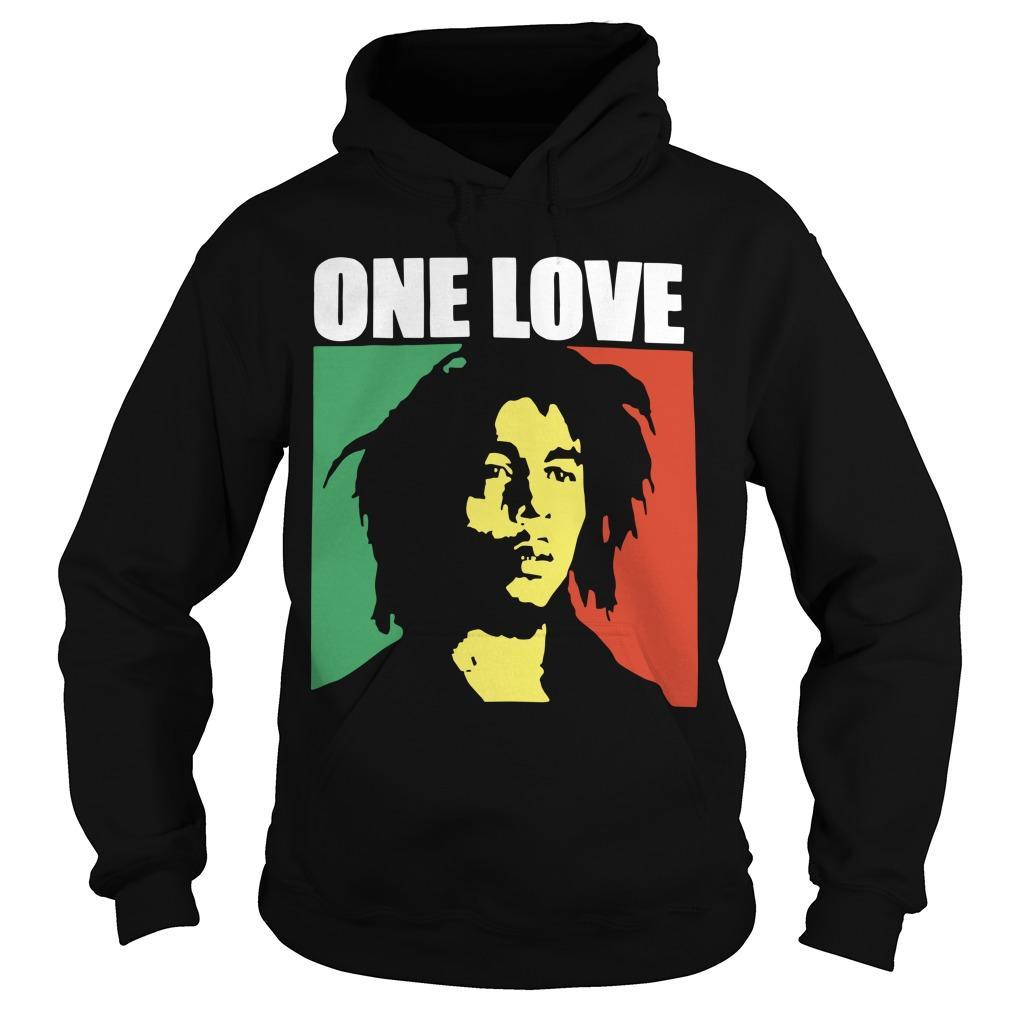 Bob Marley One Love T Hoodie