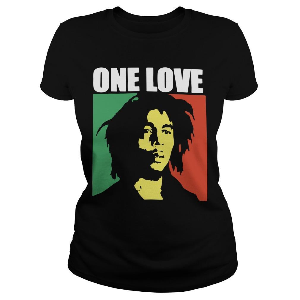 Bob Marley One Love T Longsleeve