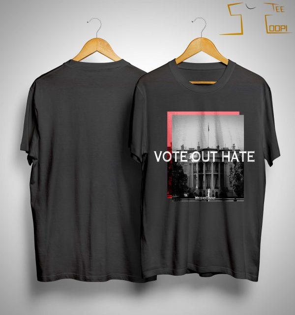 Brett Meiselas Vote Out Hate Shirt