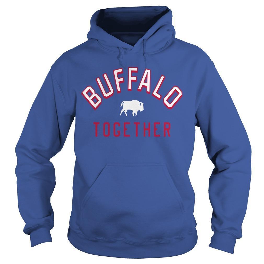 Buffalo Bills Buffalo Together Hoodie