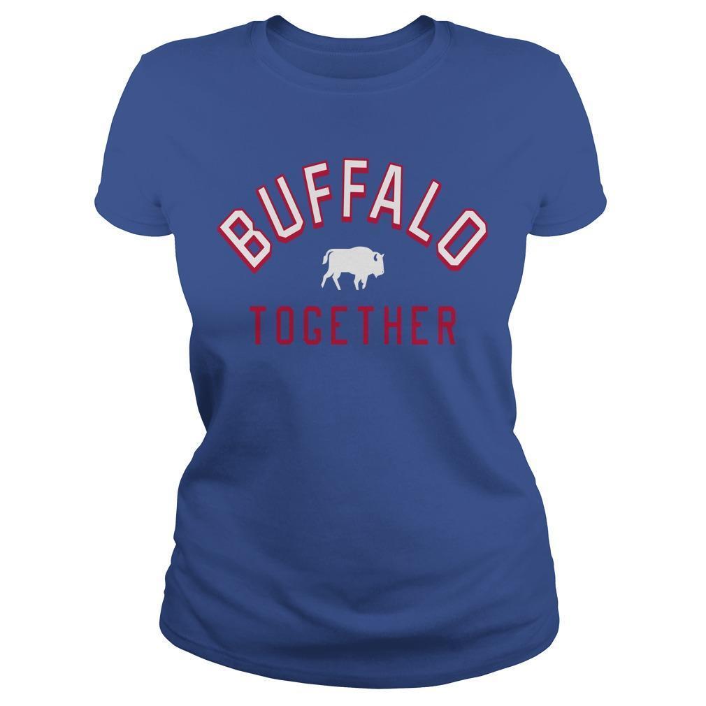 Buffalo Bills Buffalo Together Longsleeve