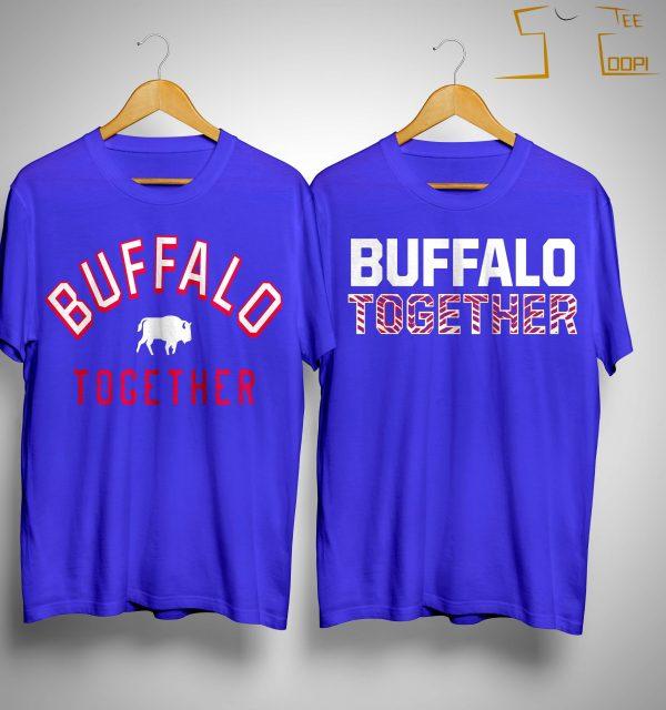 Buffalo Bills Buffalo Together Shirt