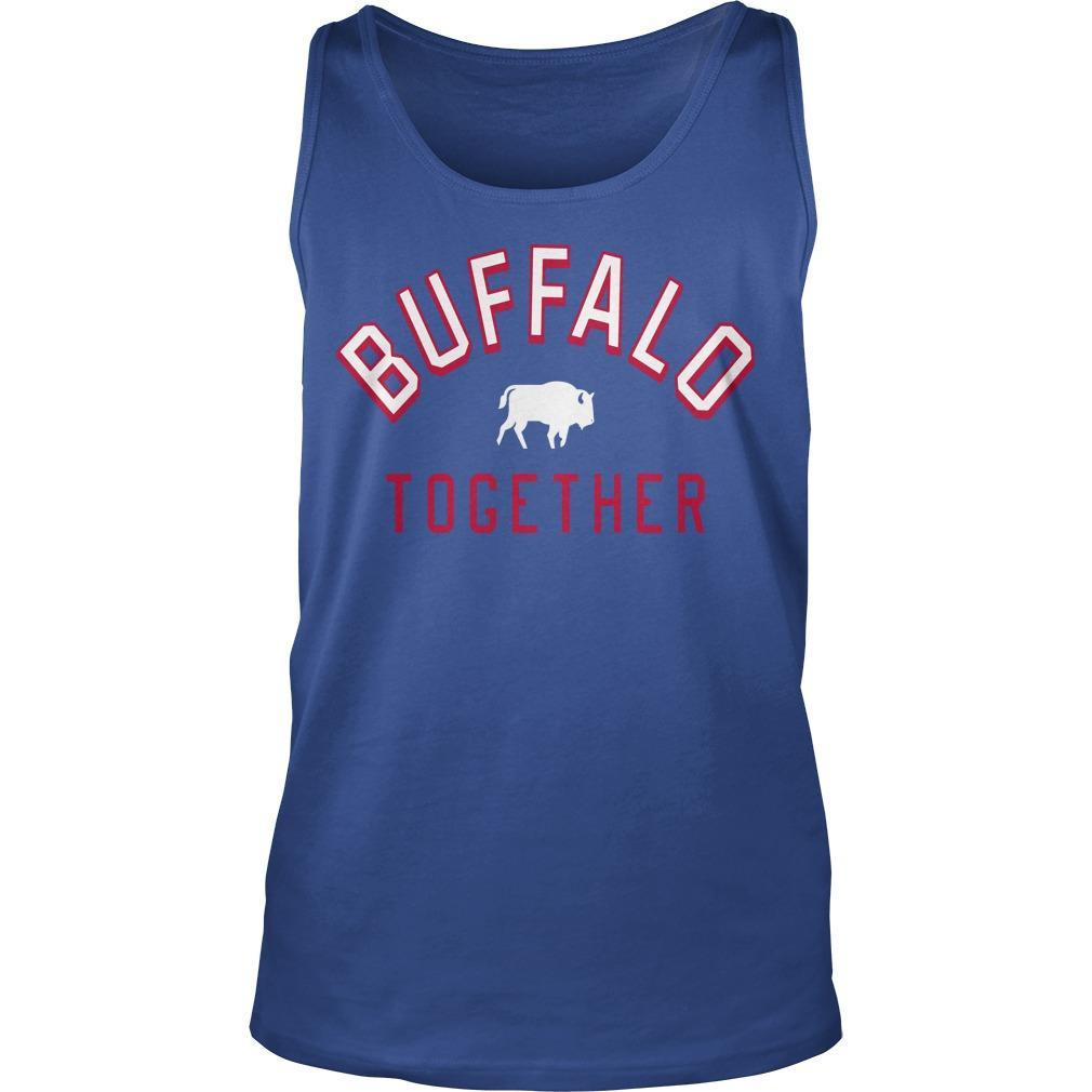Buffalo Bills Buffalo Together Tank Top