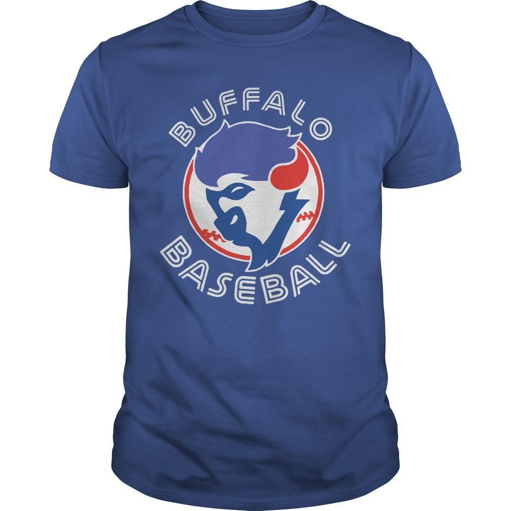 Buffalo Blue Jays Longsleeve