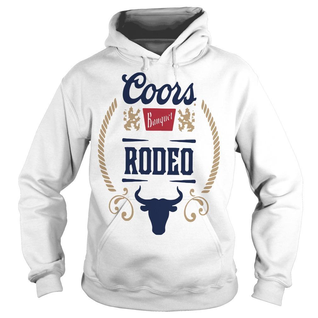 Coors Rodeo Hoodie