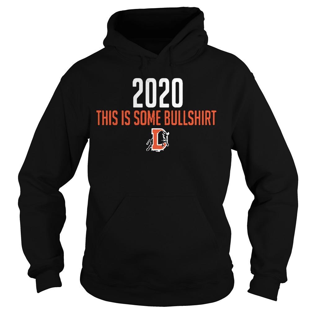 Darren Rovell Durham Bulls 2020 This Is Some Bull Hoodie