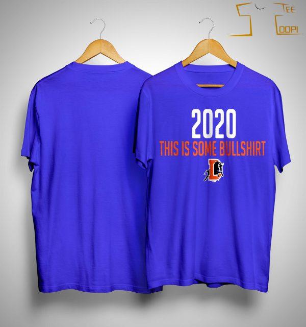 Darren Rovell Durham Bulls 2020 This Is Some Bull Shirt