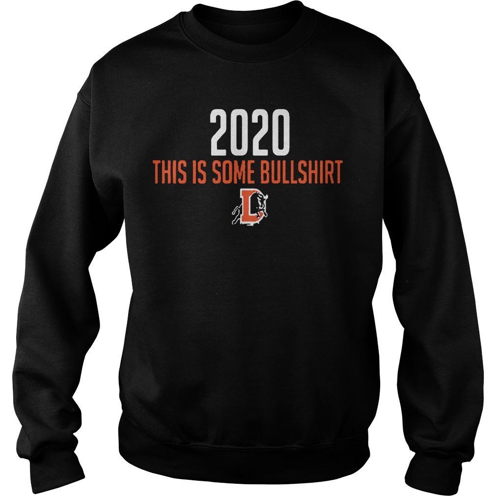 Darren Rovell Durham Bulls 2020 This Is Some Bull Sweater